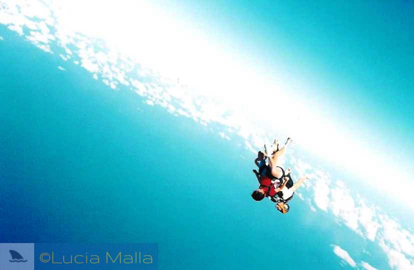 Voando pelos céus do Havaí