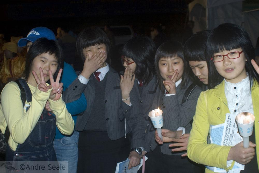 O coreano médio