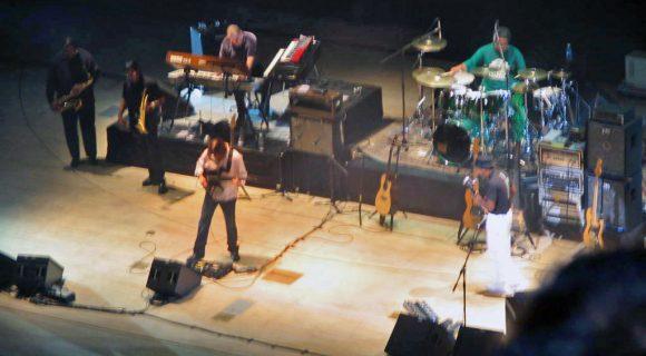Show do Marcus Miller – Seul 2004