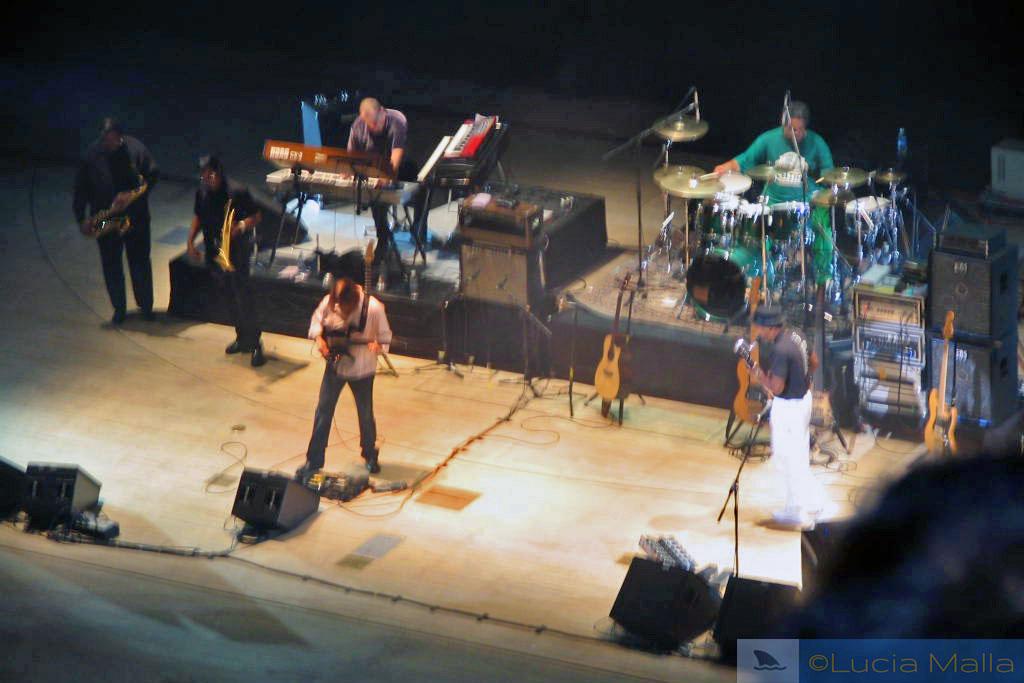 Show do Marcus Miller em Seul