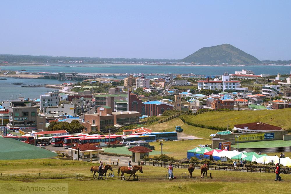Ilchulbong - Ilha de Jeju - Coréia do Sul