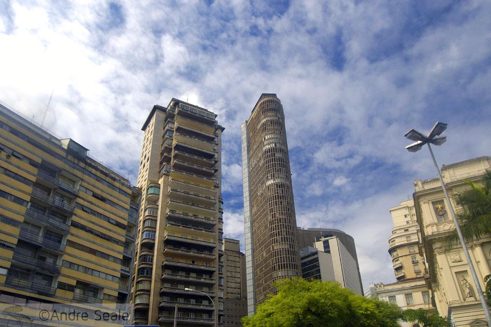 Sempre lindo andar na cidade de São Paulo