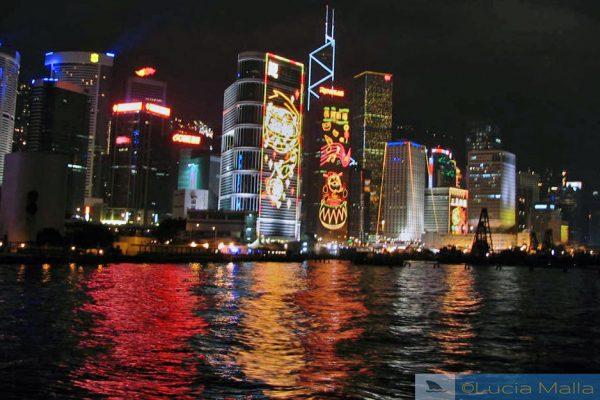 China capitalista - Hong Kong - Ano Novo Chinês