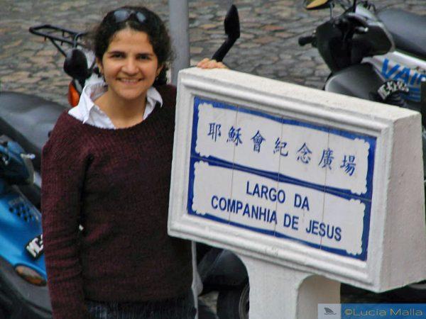 China portuguesa - Macau