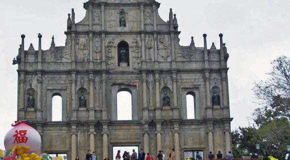 China portuguesa: Macau
