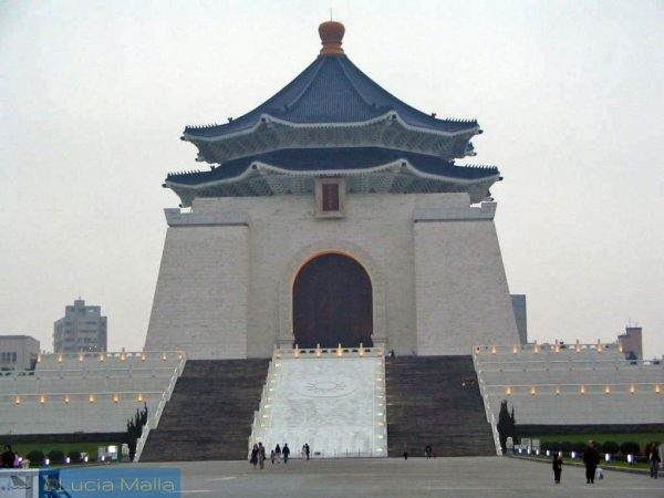 China rebelde - Taiwan - Memorial Chiang Kaishek