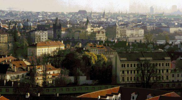 O processo de metamorfose de Praga