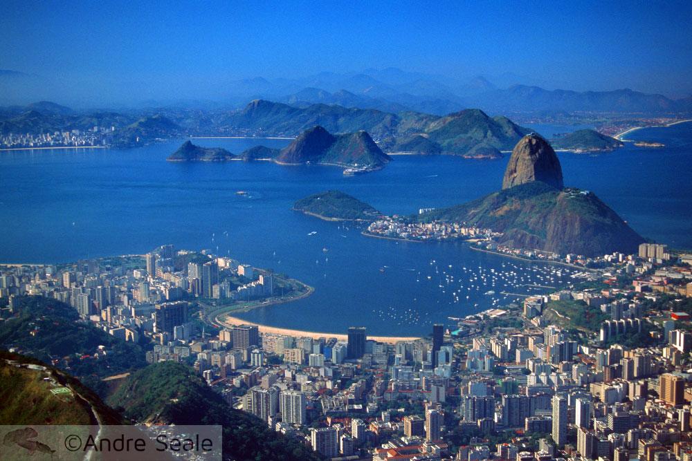 Cidade maravilha mutante - Rio de Janeiro