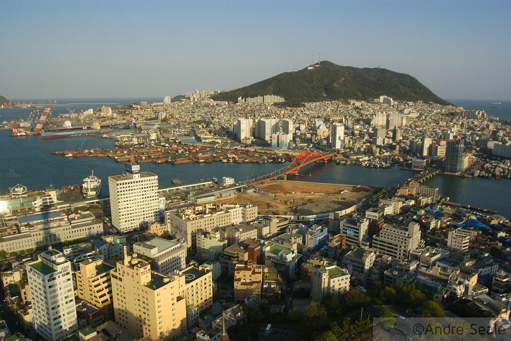 Busan - Pusan