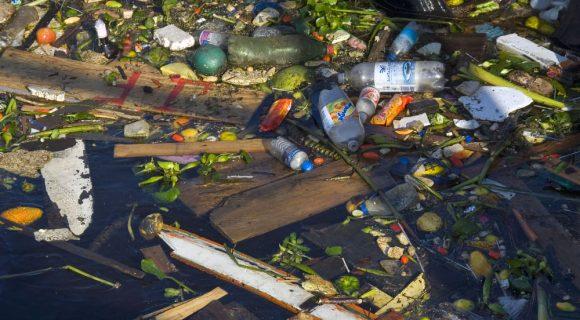 O lixo pelo mundo