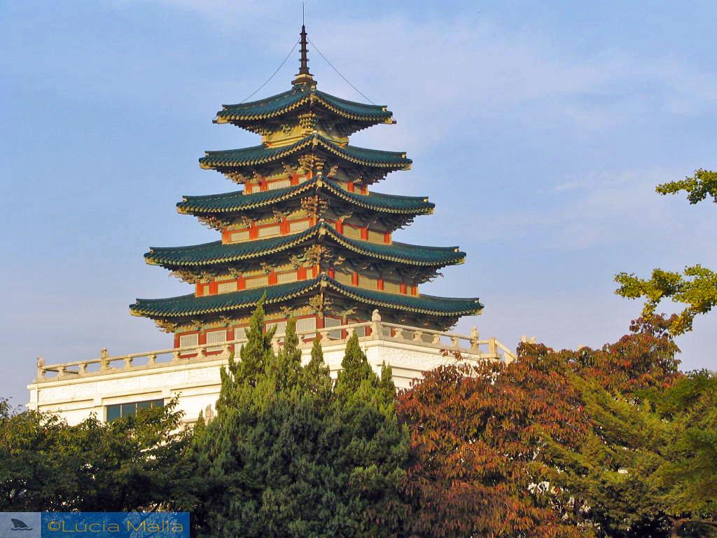 Museu Nacional da Coréia - Passear em Seul