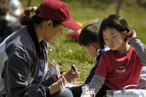 educação coreana