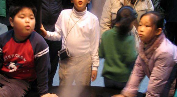 Educação coreana: verdades e surrealidades