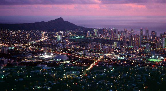 Rodando na Ciência: Honolulu