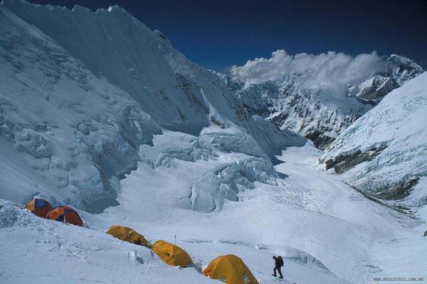 Everest entre médicos