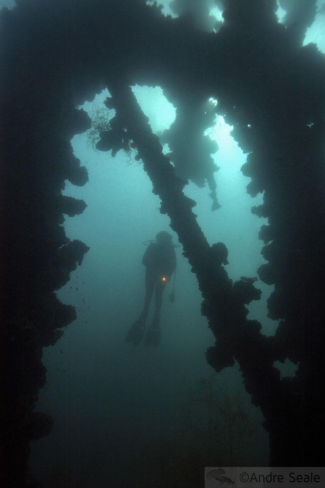 Naufrágio do navio Iro Maru