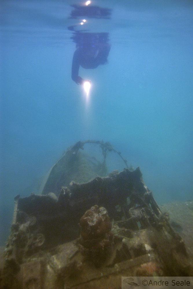 A história nas águas de Palau