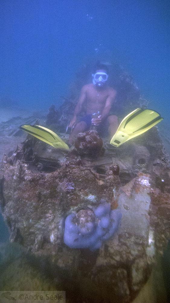HIstória de Palau - nosso guia de mergulho
