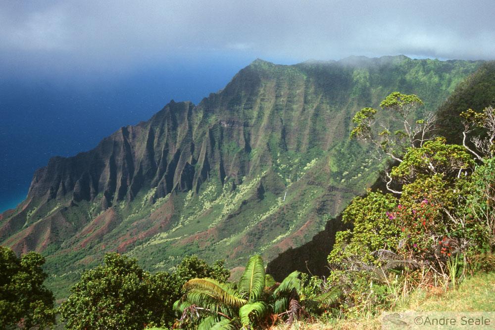 Vale de Kalalau - Kauai - Havaí