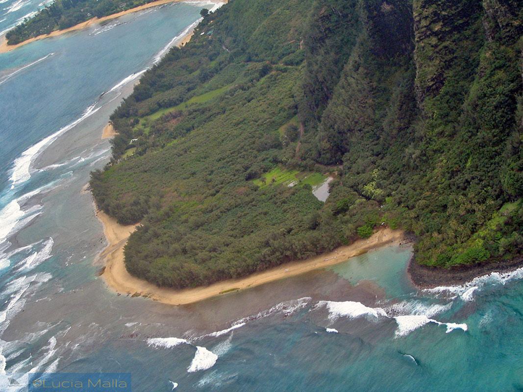 As águas do Kauai - Tunnel's Reef
