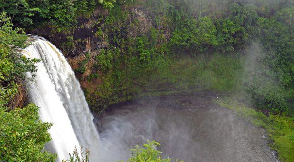 As águas do Kauai