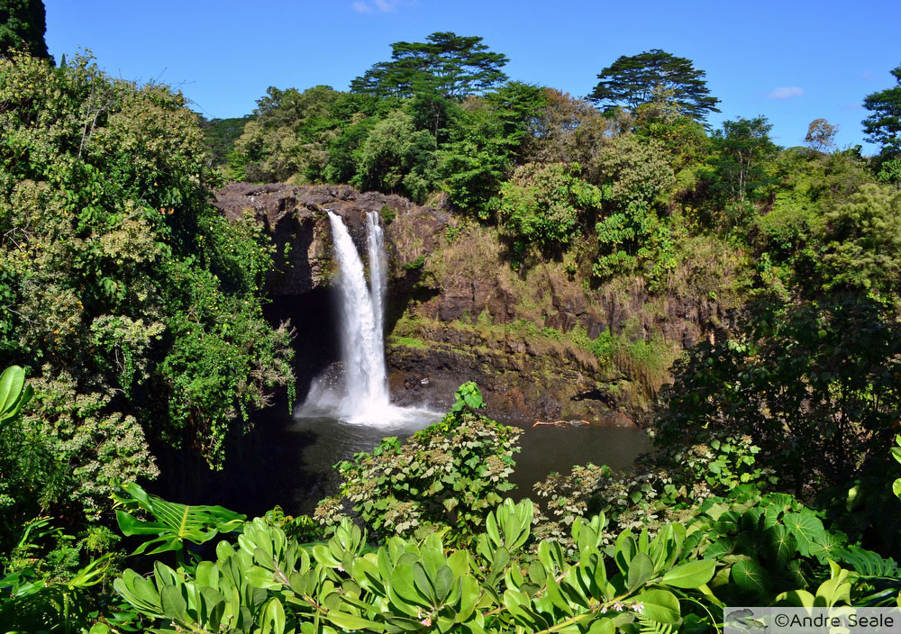Hilo - Rainbow Falls
