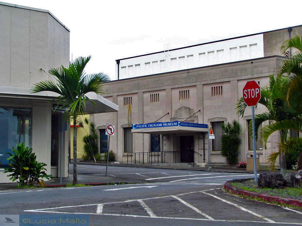 Roteiro de Hilo - Museu do Tsunami - Big Island - Havaí