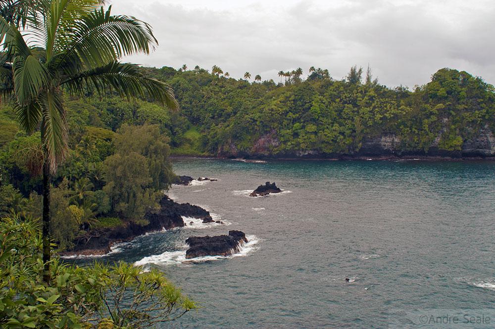 Baía de Onomea - Hilo - Big Island
