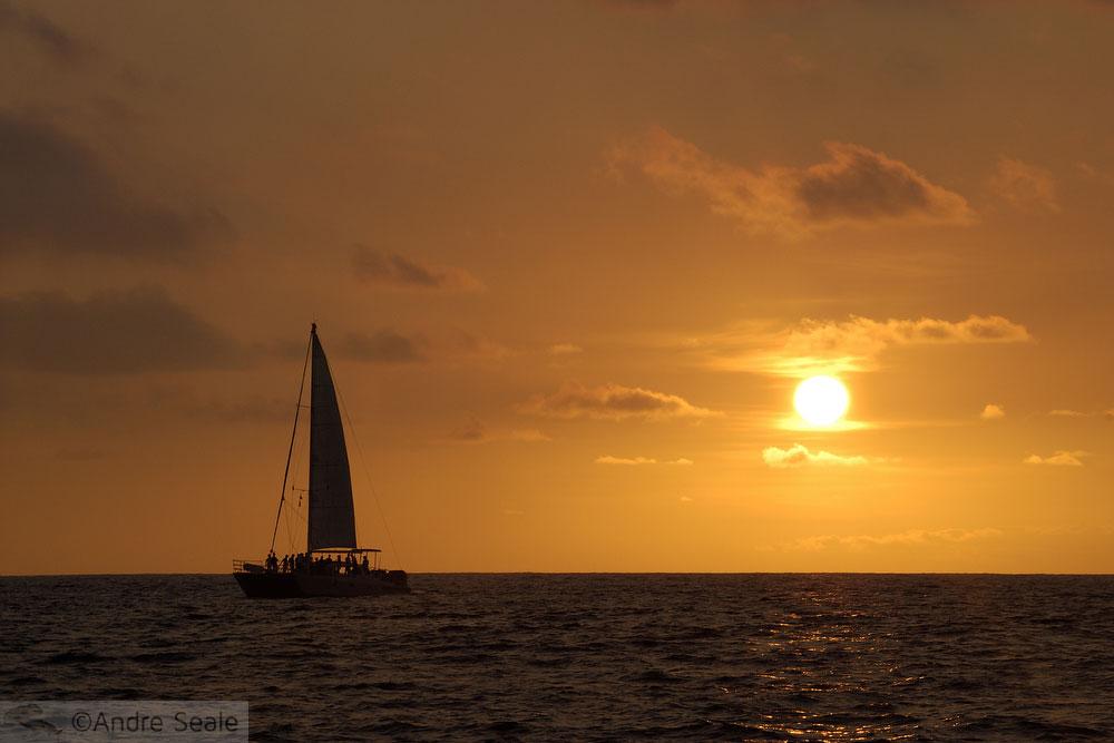 Roteiro - Por do sol em Kona