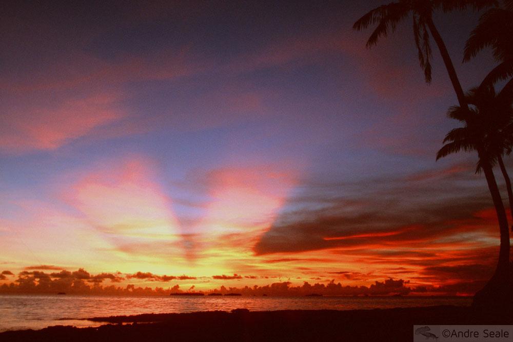 atol de Mili -  Ilhas Marshall