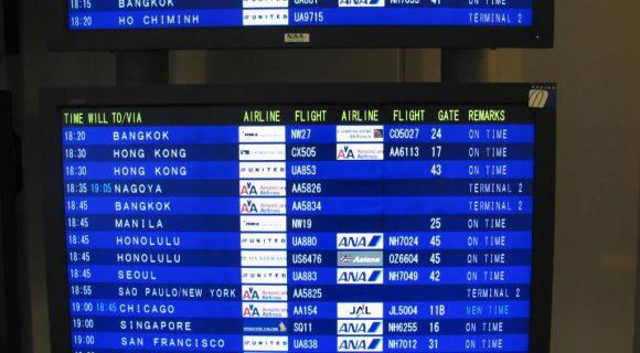 Sobre viajar de avião