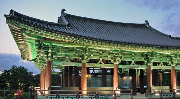 Gyeongju: a sede da dinastia Silla