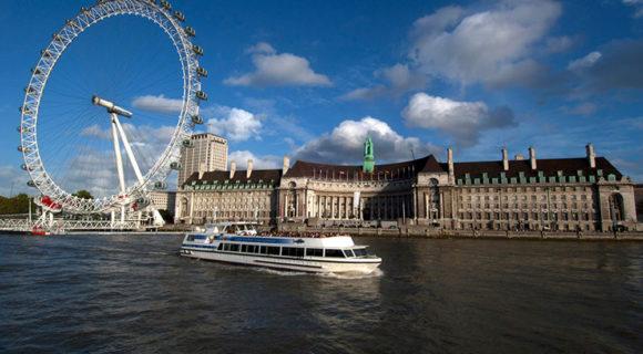 Uma tarde em Londres