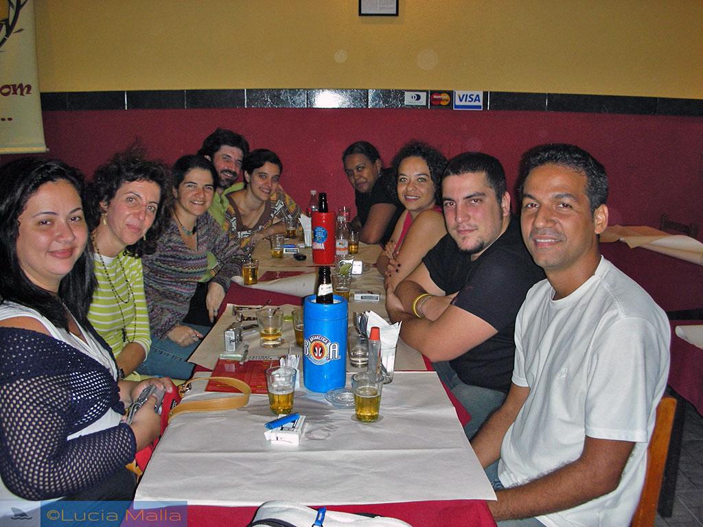 Noite blogueira carioca