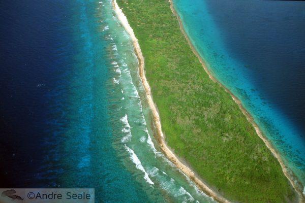 Atol de Rongelap - Ilhas Marshall