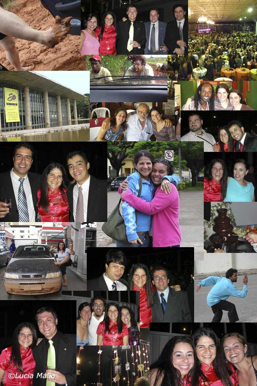 Festa de 10 anos de formatura da Universidade Federal de Viçosa - MG - versão 3.2