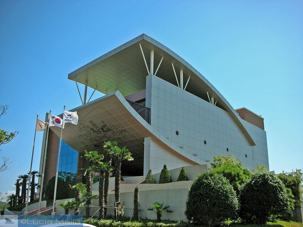 Museu da Baleia - Ulsan - Coréia do Sul