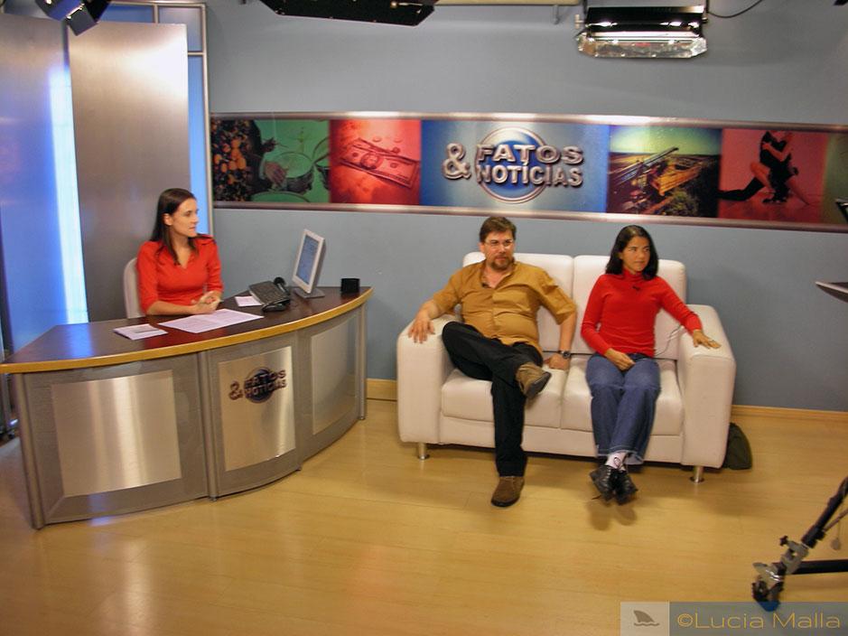 Estúdio Fatos & Notícias - Entrevista em limeira