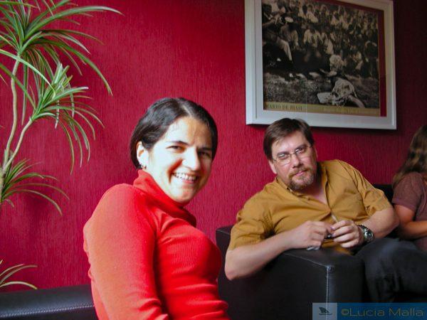 Lucia Malla e Flavio Prada - entrevista em Limeira