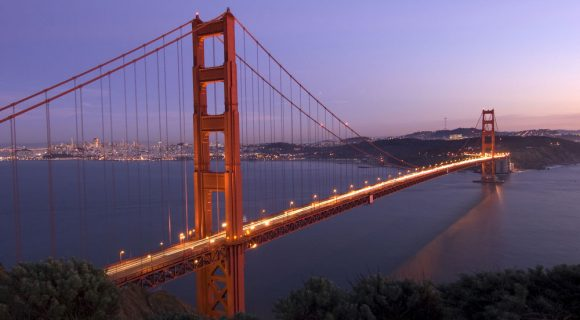 """If you go to San Francisco…"