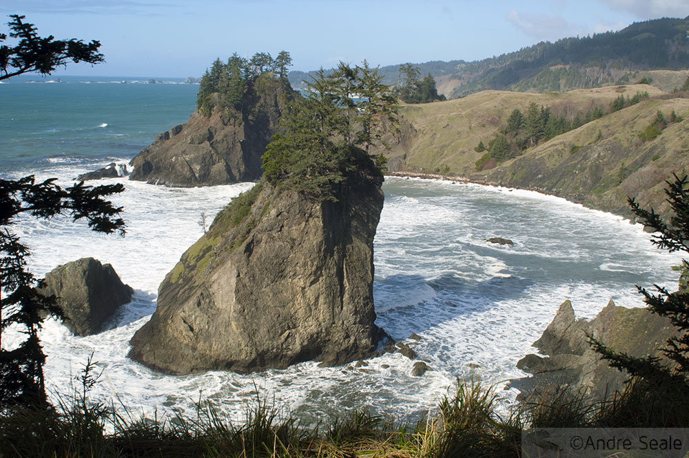 Costa do Oregon - Parque Samuel Boardman