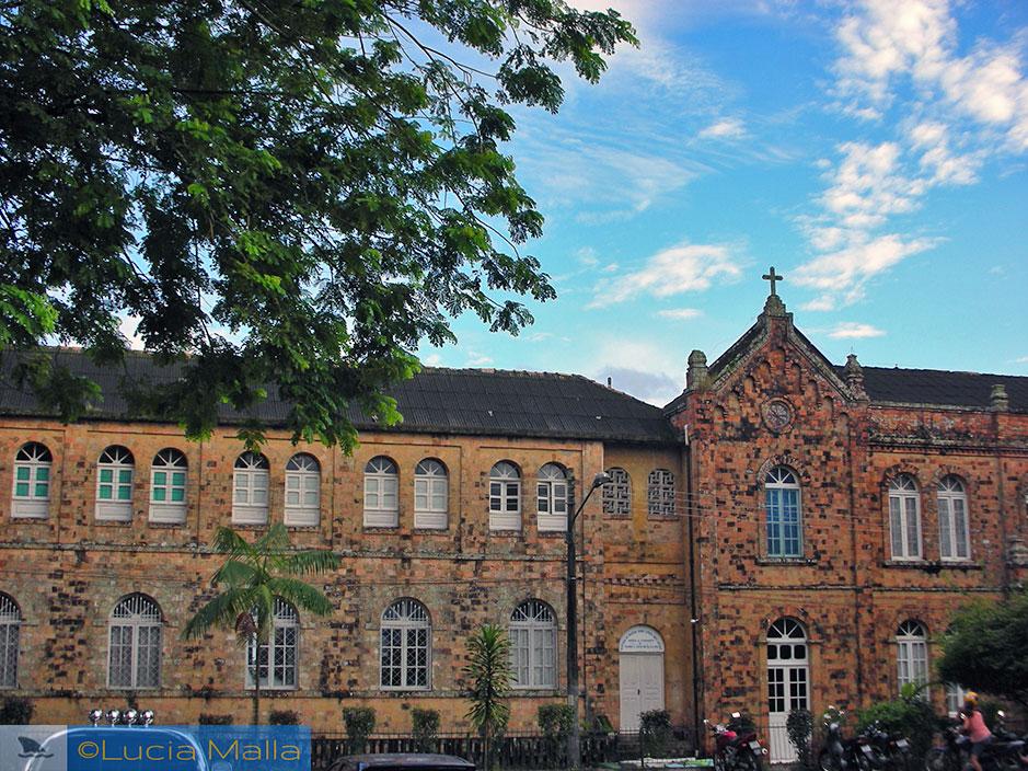 prédio antigo
