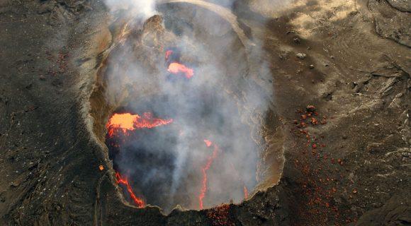 Kilauea em forma