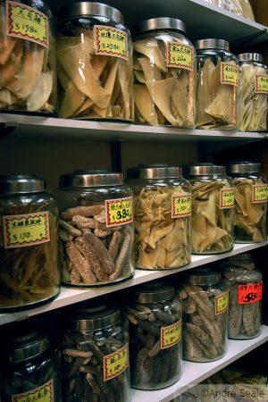 Crescer ou preservar - o dilema chinês - barbatanas de tubarão à venda