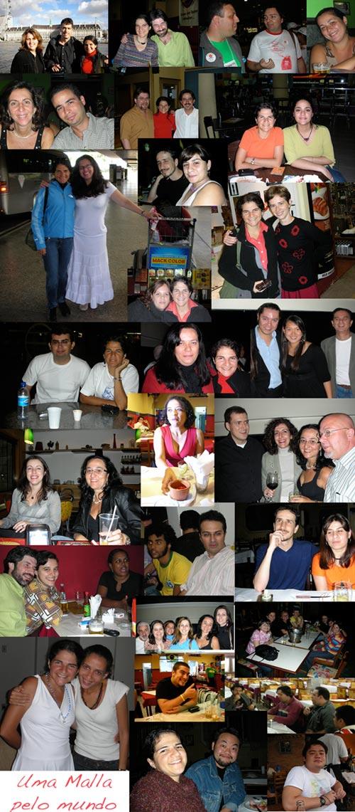3 anos de uma Malla pelo mundo
