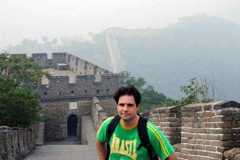 Entrevista viajante: Daniel Bender
