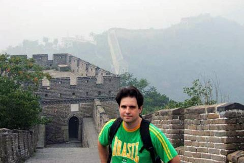 Viajando pelo MSN: Daniel Bender