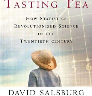 """The Lady tasting tea"""