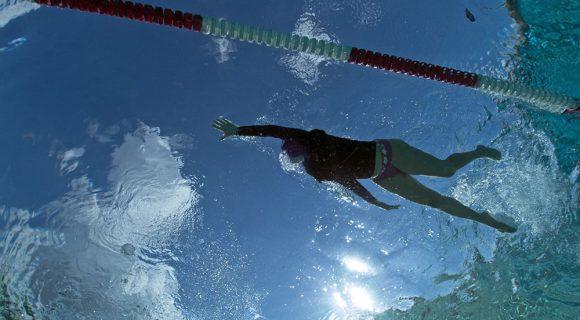 Sexta Sub: na piscina