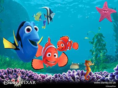 Semana do Coral: Procurando (e encontrando) Nemo